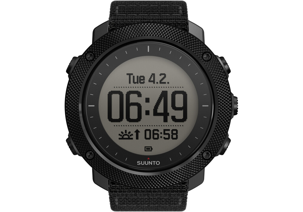 suunto traverse alpha stealth manual